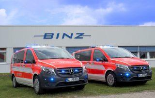 Neue NEF und KTW für den Rheinisch-Bergischen Kreis