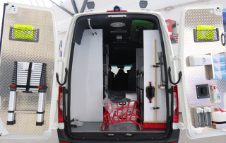 Neues DLRG-Wasserrettungstruppfahrzeug für die Ortsgruppe Norden e.V.