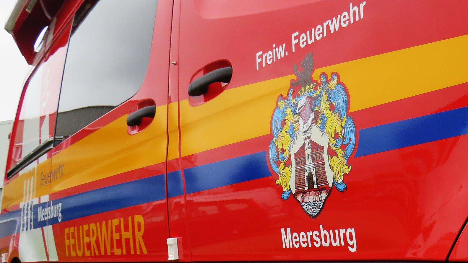 Neuer ELW 1 für die FFW Meersburg
