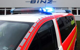 Neues NEF für die Feuerwehr der Stadt Beckum