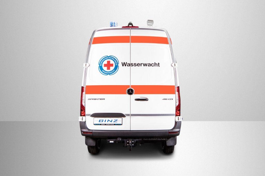 BINZ ESW Wasserwacht