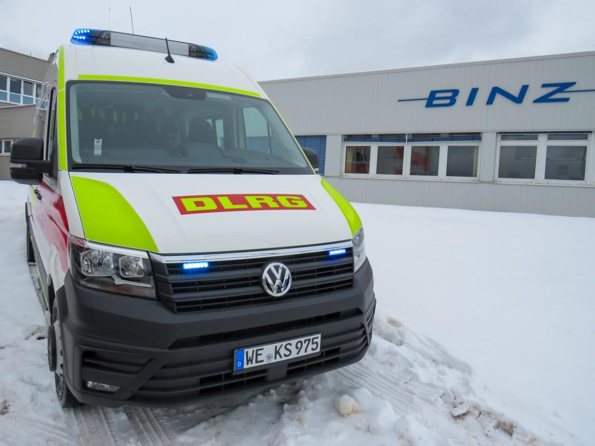 BINZ GW-WR DLRG KatS Thüringen