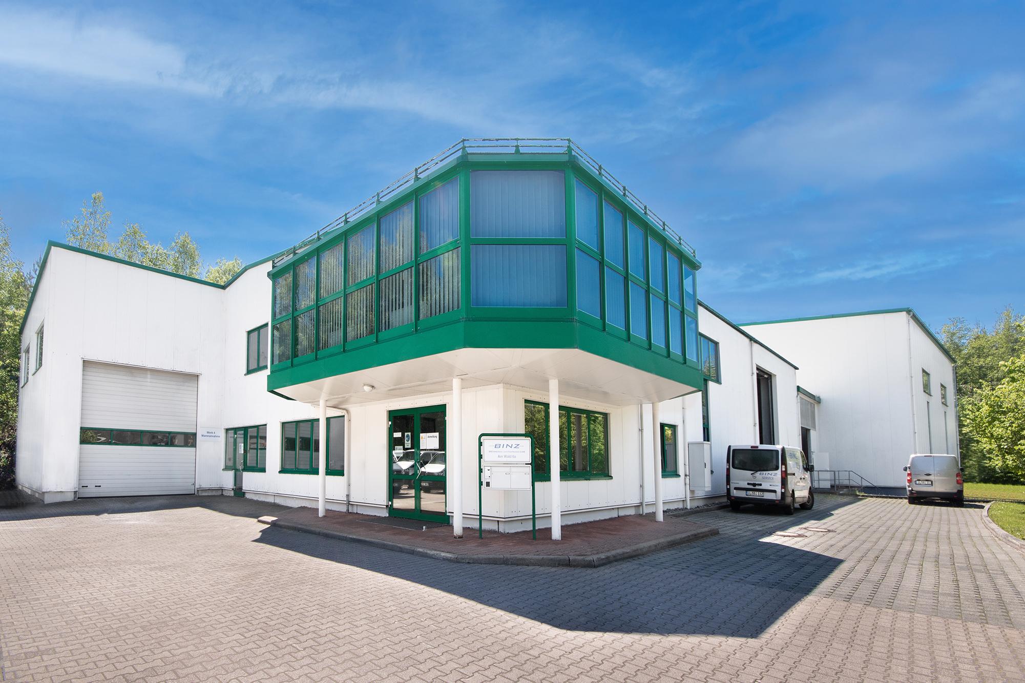 BINZ Ilmenau Werk 4